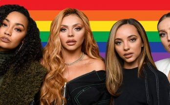 Little Mix Almost Arrested After Flying Gay Flag in Dubai!