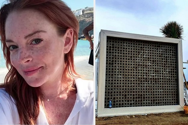 Lindsay Lohan's BEACH HOUSE CLOSED! And Her TV Show Cancelled...