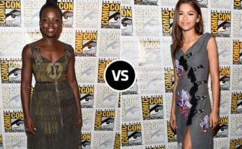 Zendaya Interviews Lupita Nyong'o For QUEEN OF KATWE