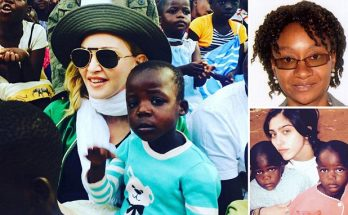 MADONNA Reveals Names of Adopted Malawi Babies