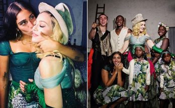 MADONNA Shares First Photos of All Six Kids!
