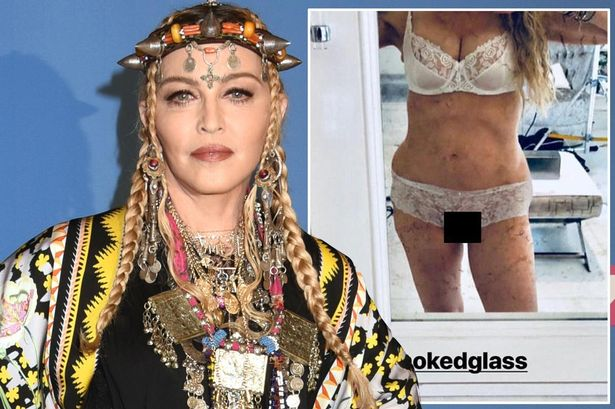MADONNA To Perform'Medellin' With Latin American Singer at the Billboard Music Awards
