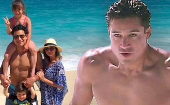 Mario Lopez GOES NUDE During Memorial Day in MEXICO!