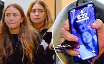 Mary-Kate and Ashley Olsen Photographed for the FIRST TIME IN MONTHS!