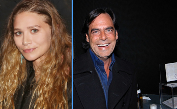 "Ashley Olsen's New Boyfriend is ""A VERY RICH, ANCIENT MAN"" - 58-YEAR-OLD RICHARD SACHS!"