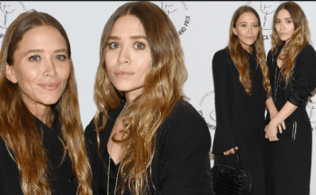 Mary-Kate and Ashley Olsen Make a RARE Appearance in Public at Youth America Gala