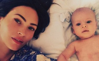 Megan Fox Shares First Ever Picture of Her New Baby!