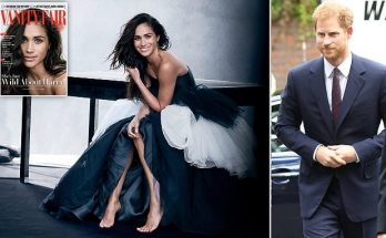 """Meghan Markle on PRINCE HARRY: """"We're in Love!"""""""