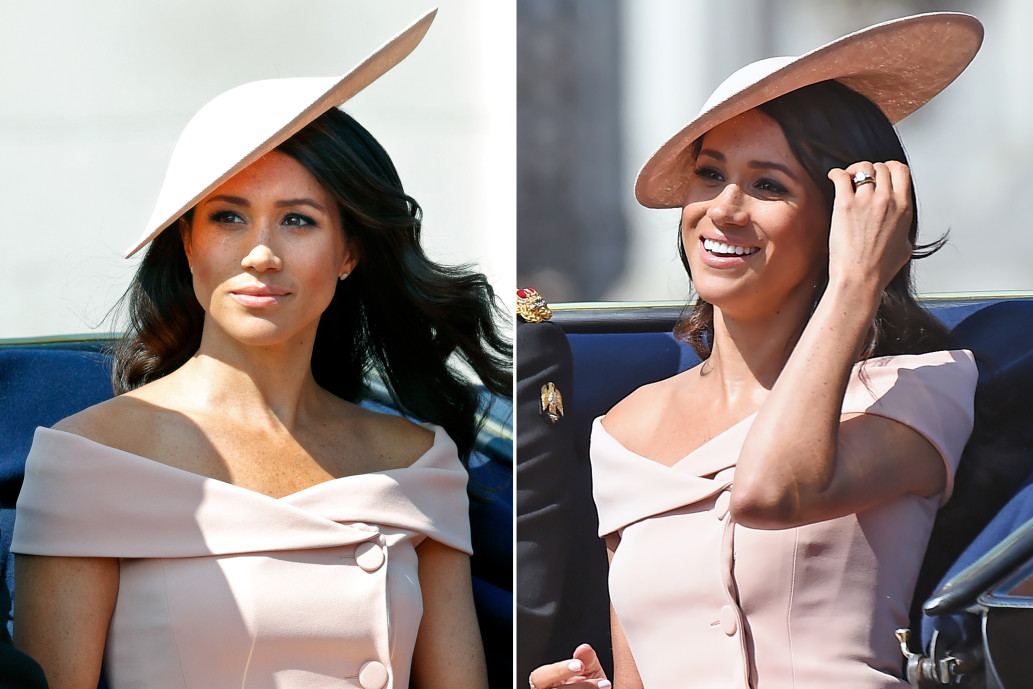 OPINION: Markle Wore an INAPPROPRIATE Dress to Queen's Birthday