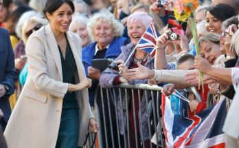 Meghan Markle Visits SUSsex For The Very First Time!