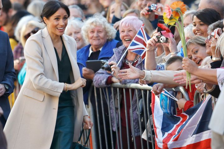 Meghan Markle Visits SUSsex For The Very First Time! image