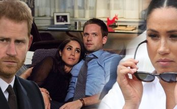Latest 'Suits' Episode Jokes That Meghan Markle Has it REALLY GOOD Now