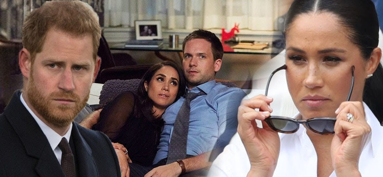 Latest'Suits' Episode Jokes That Meghan Markle Has it REALLY GOOD Now