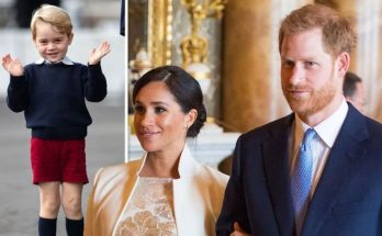Meghan Markle Writes a CONTROVERSIAL Comment On Six-Year-Old Prince George's Instagram!