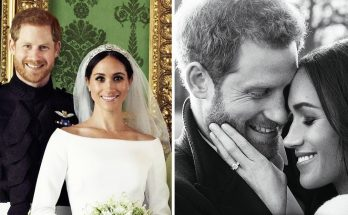 Private Photos From Meghan Markle's Wedding LEAKED After Photographer's Computer is Hacked!