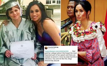 """Meghan Markle LIED About Funding Her Own Education! Sister Calls Meghan """"Delusional"""""""