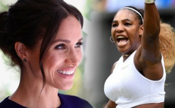 Serena Williams' Tennis Coach Thinks Meghan Markle is a BAD OMEN!