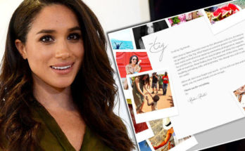 Meghan Markle May Be Relaunching Her Lifestyle Website 'THE TIG' Soon