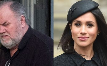 Meghan Markle's Father Reveals How He Found Out About Her Pregnancy!