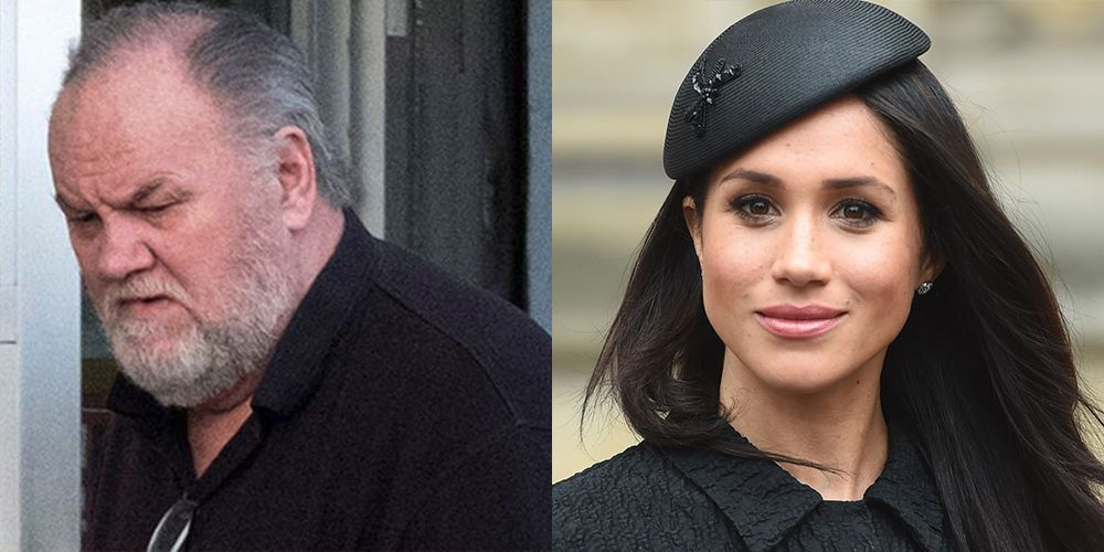 Meghan Markle's Father Reveals How He Found Out About Her Pregnancy! image