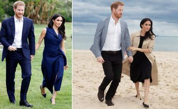 Meghan Markle Travels With Personal Stylist...Funded by UK Taxpayers!