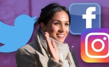 Meghan Markle Says She LOVES Twitter! Checks Social Media Everyday...