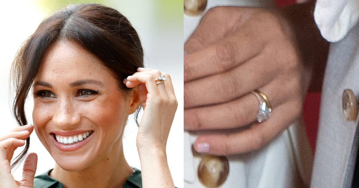 Mghan Markle Updates Her Own ENGAGEMENT RING!
