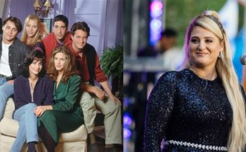 YAWN: Meghan Trainor Covers 'Friends' Theme Song