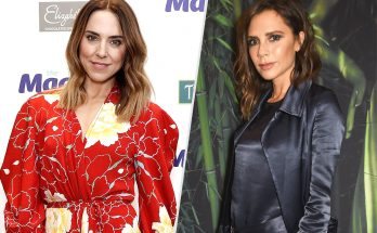Mel-C and Victoria Beckham Have a SPICE GIRLS REUNION!