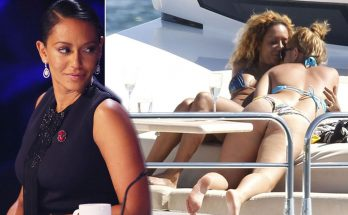 Mel B's LESBIAN LOVER Files a Lawsuit!