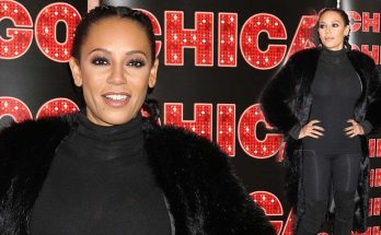 Mel-B Joins CHICAGO On Broadway as Roxie Hart!