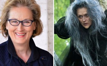 Meryl Streep Goes Out to Dinner IN-COSTUME!
