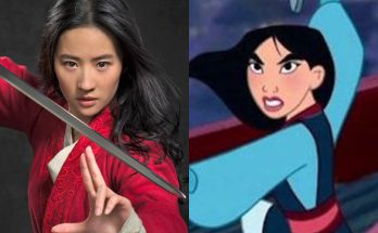 Disney's Live-Action MULAN Trailer