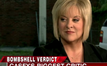 THE DEVIL IS DANCING: Nancy Grace GOES NUTS Over Casey Anthony Interview!
