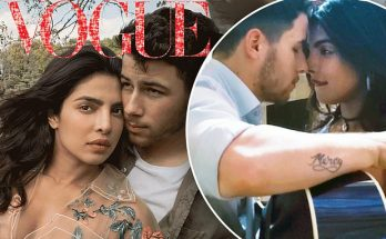 Priyanka Chopra and Nick Jonas Cover VOGUE Digital!