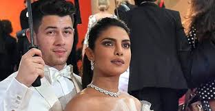 Priyanka Chopra Dresses Up As a BRIDE to Cannes