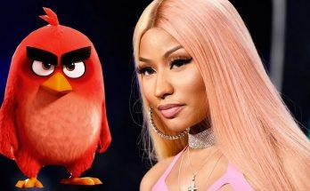 Nicki Minaj Previews Her ANGRY BIRDS 2 Voice