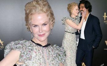 Nicole Kidman Feels VERY MATERNAL Towards Dev Patel