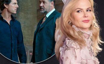 Nicole Kidman Shows Off Her Clapping Skills: CLAP CLAP!