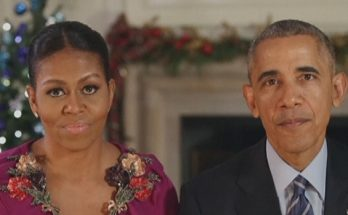 Obamas Send Final Christmas Message From The White House