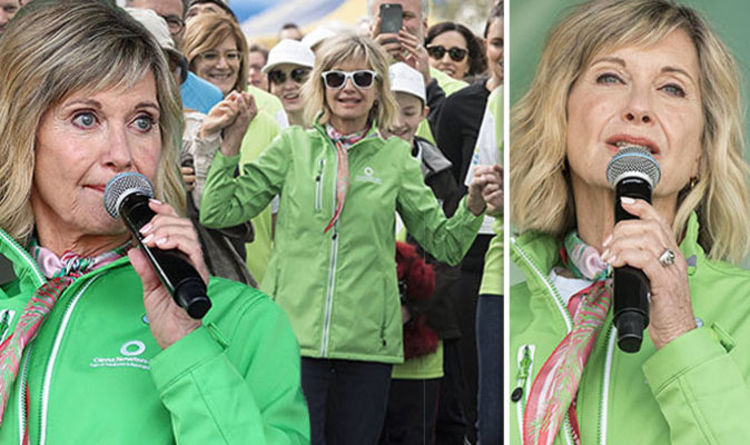 Olivia Newton John Says She is NOT DYING In New Video