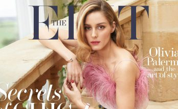 Olivia Palermo Says She Doesn't Like to Talk Politics!
