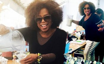 Oprah Bartends Party - Serves Up TEQUILA for Tipsy Mindy Kaling & Reese Witherspoon