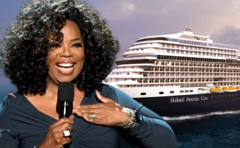 Oprah Embarks on GIRLS ONLY Cruise to Celebrate Birthday, Gives Out Free Tequila!