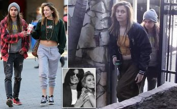 Paris Jackson Hangs Out With Long-Haired Boyfriend After SLAMMING Suicide Report!
