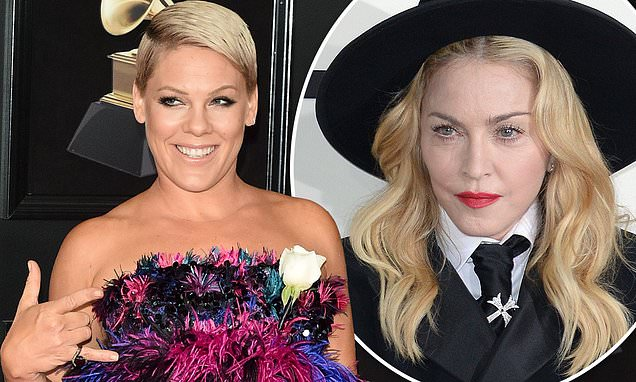 'Get The Party Started' by PINK Was Meant to Be Sung by MADONNA!
