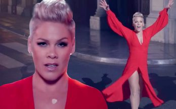 """Pink Says """"WALK ME HOME"""" in New Music Video!"""