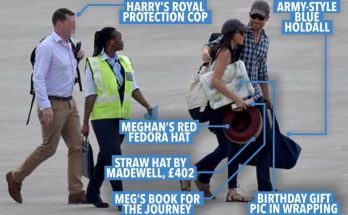 Prince Harry Whisks MEGHAN Markle Away on an African Getaway!