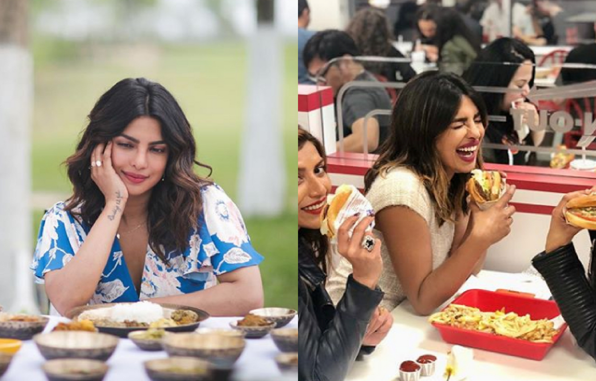 "Priyanka Chopra Calls Herself ""A TERRIBLE WIFE"" - Says She Can't COOK!"