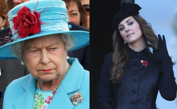 "Queen Elizabeth's ""GRAVE Concerns"" Over Kate Middleton Joining Family"